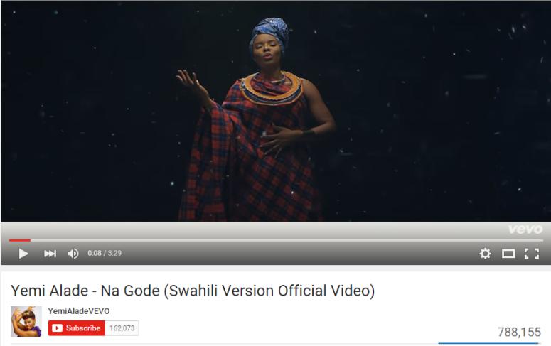 No Gode_Swahili