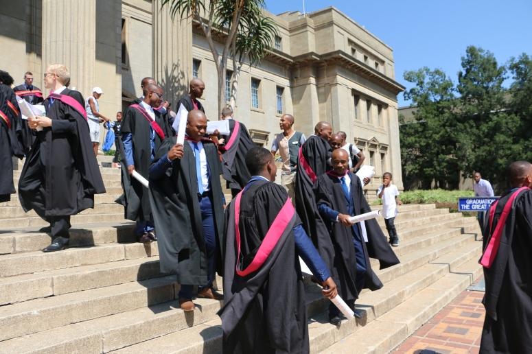 WITS Graduation